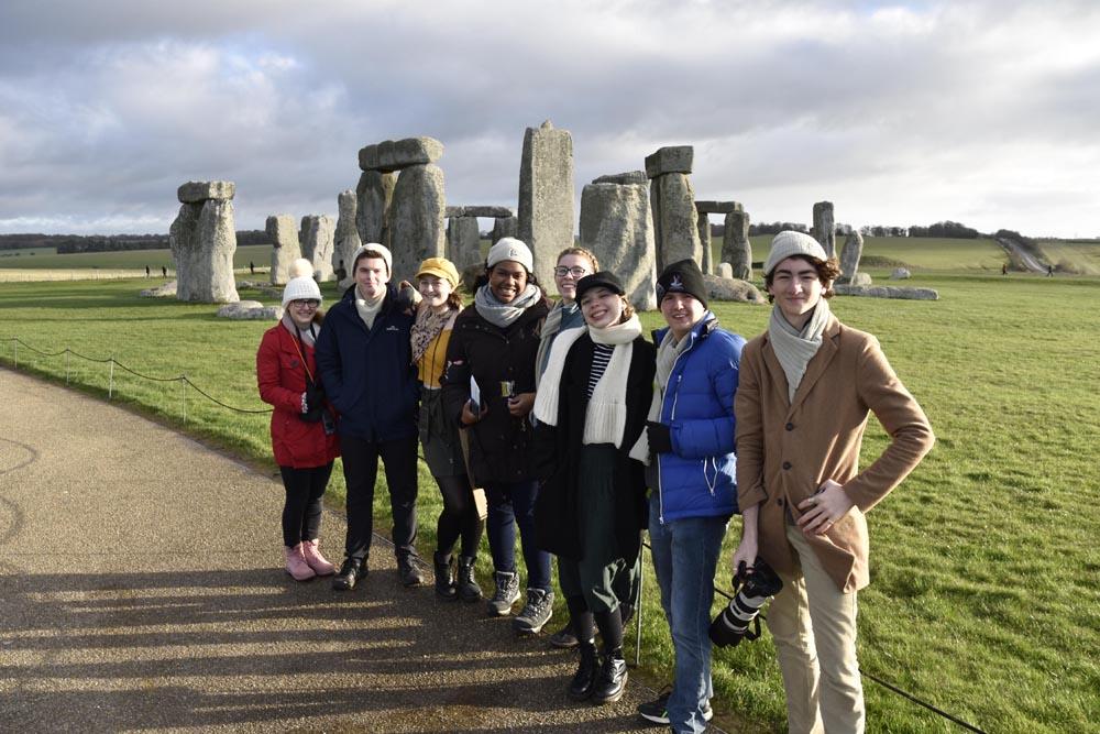 UK Literature Tour
