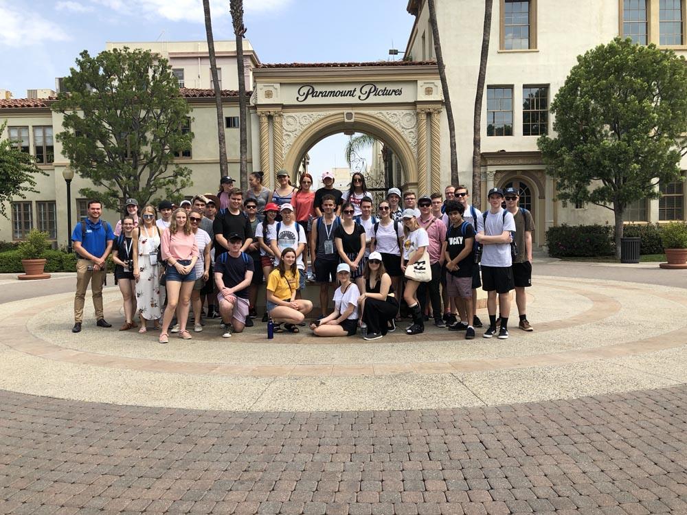 USA Media Studies Tour