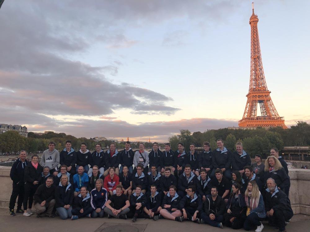 Europe History Tour