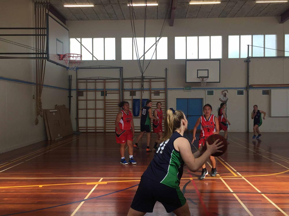 New Zealand Basketball School Tour