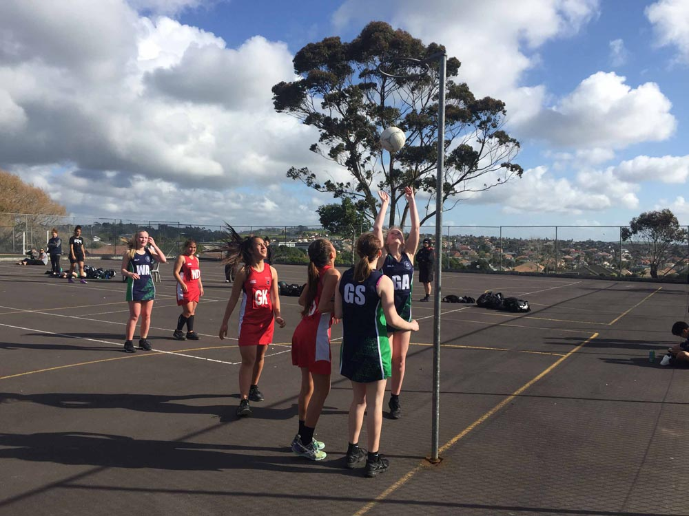 New Zealand Netball School Tour