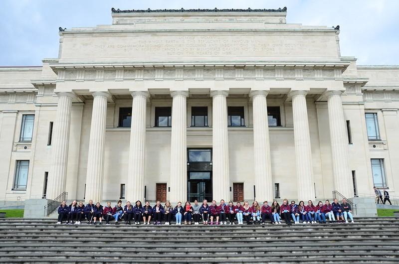 Student Tours - Auckland War Memorial Museum