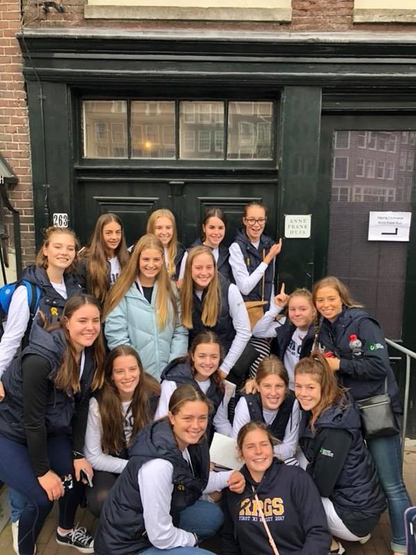 school hockey tours europe