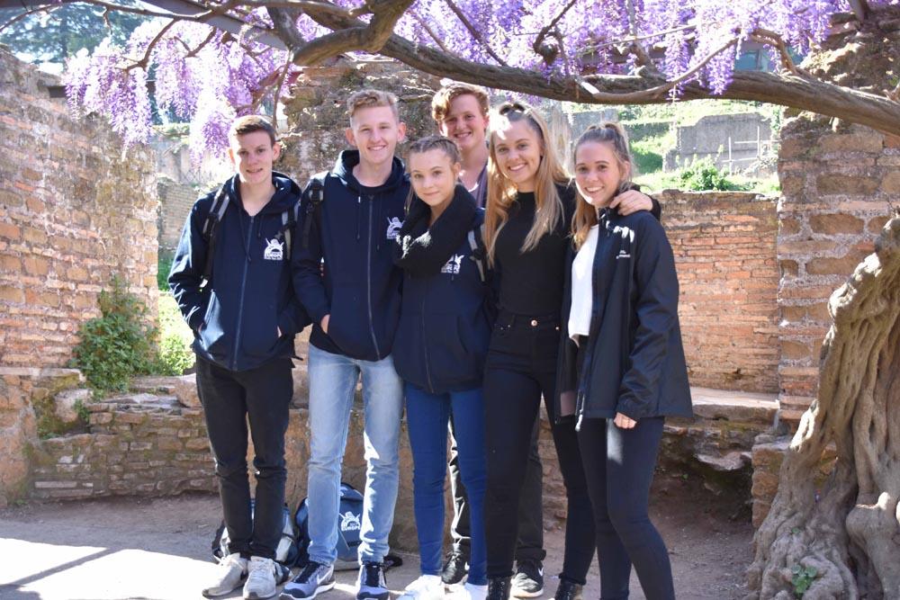 Europe Humanities School Tour
