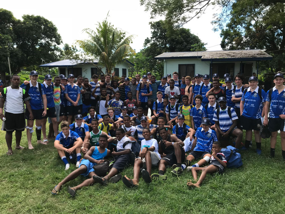 School rugby tours to Fiji