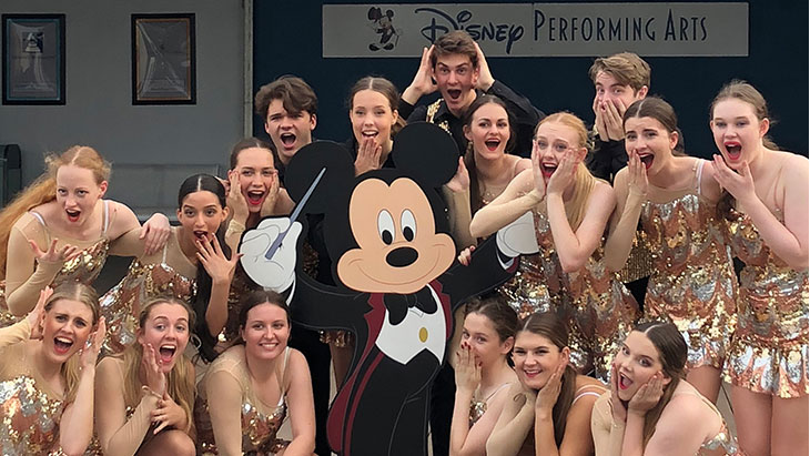 disney performing arts student tours