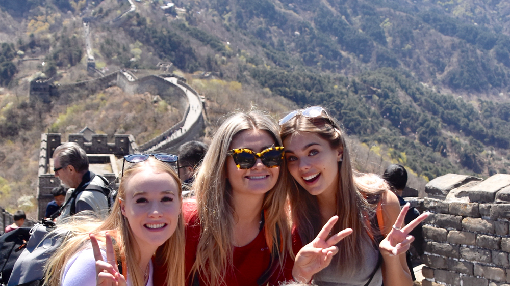 Great Wall of China School Tours