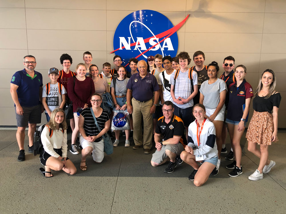 NASA - STEM Educational Tour