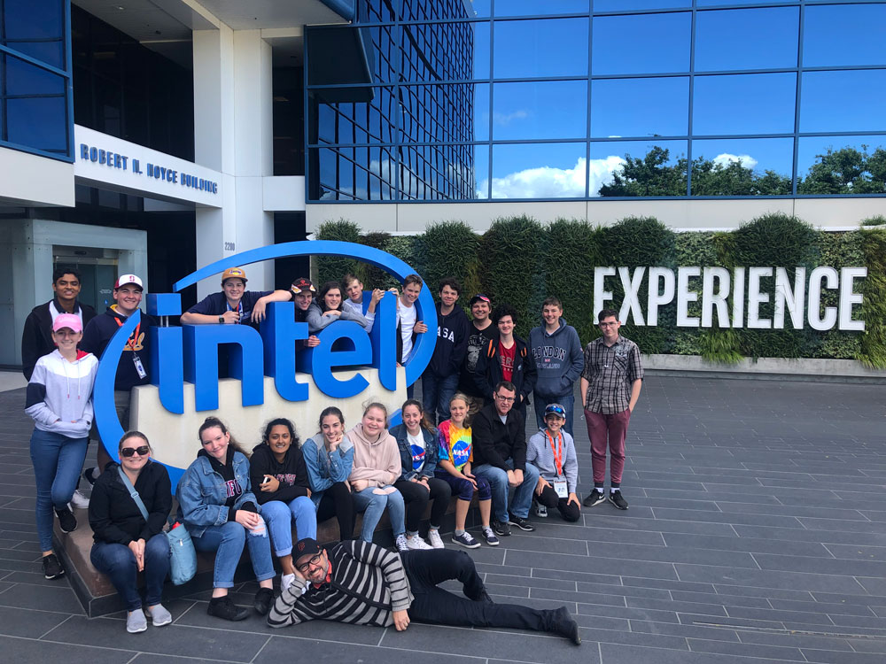 Intel - STEM Educational Tour