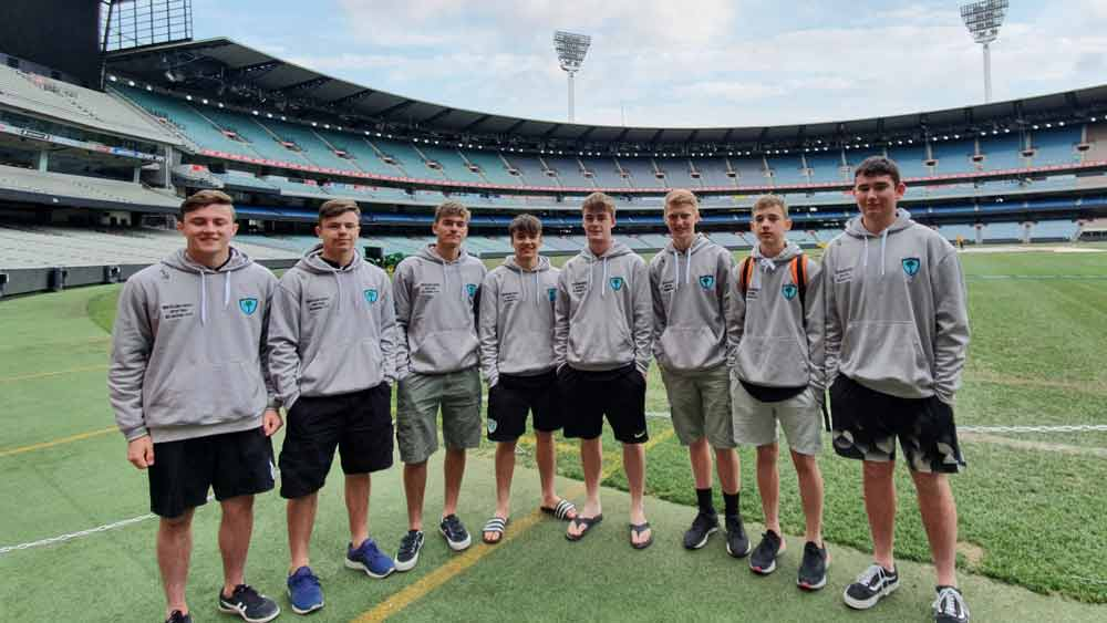 Australian Sports Tours Melbourne Cricket MCG