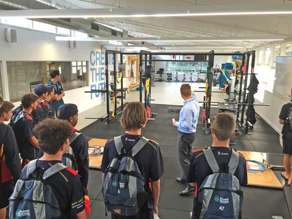 School multi-sport Football Netball Rugby Tours Melbourne Australia