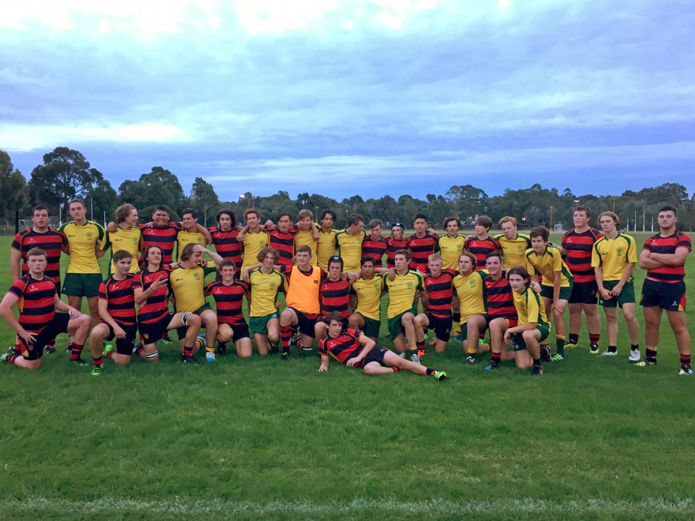 School Rugby and Soccer Tours Melbourne Australia