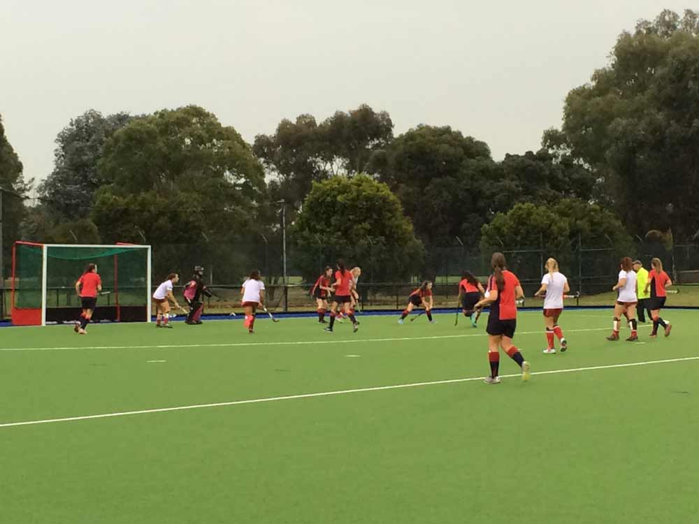 School Hockey Tours Melbourne Australia