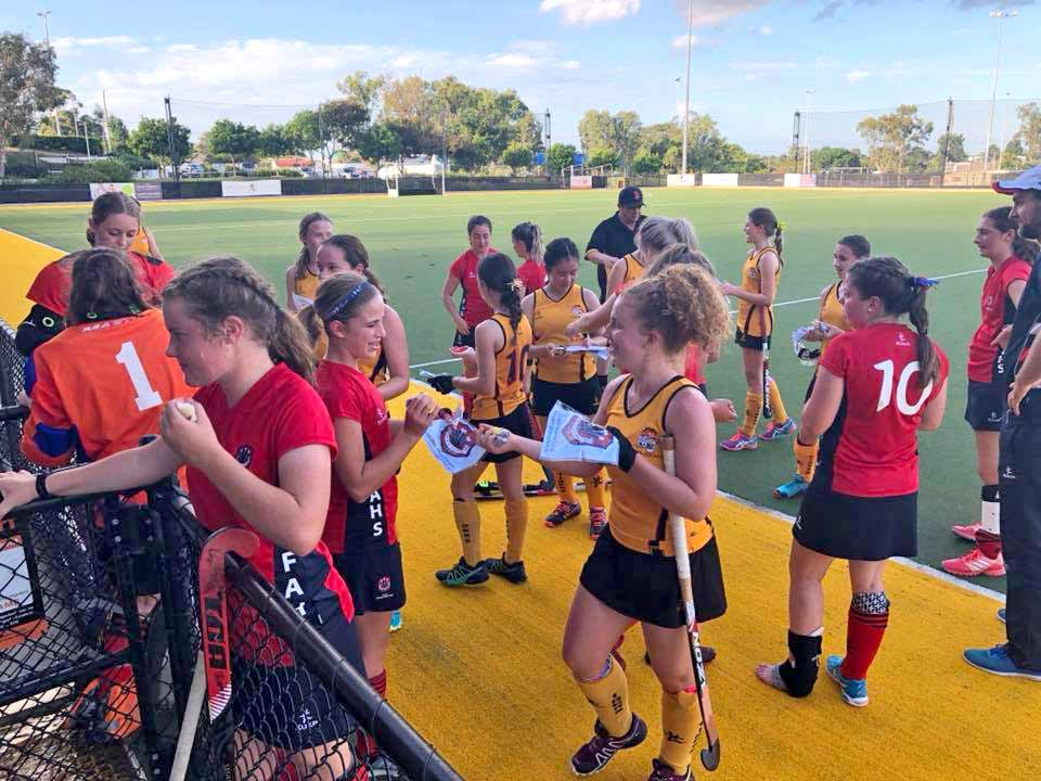 School Hockey Tours Queensland Australia