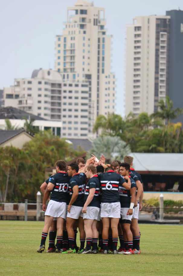 School Rugby Tours Queensland Australia