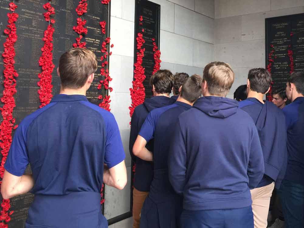 National War Memorial Canberra