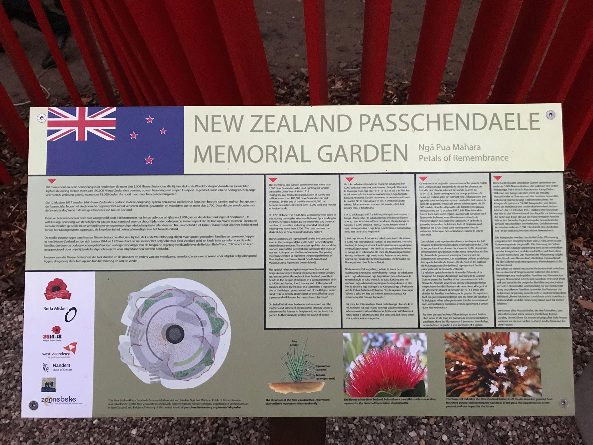 Passchendaele Commemoration